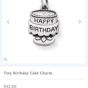James Avery happy birthday charm